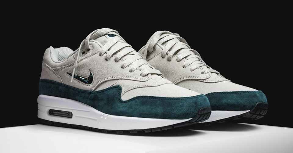 nike air max jewell groen