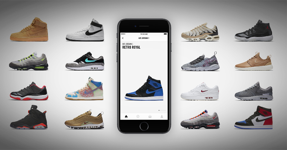 De Nike SNKRS app is er! | Sneakerjagers