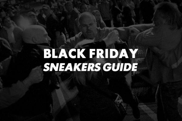 Black Friday Sneakers 2018