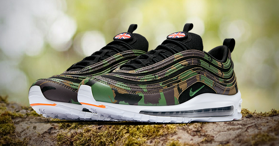 Hier koop je jouw Nike Air Max 97 Country Camo Pack