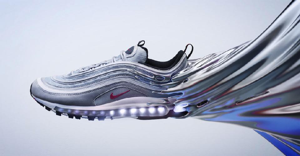 Datum re release Nike Air Max 97 OG 'Silver Bullet' bekend