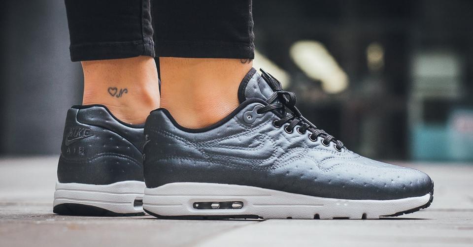 Nike Air Max 1 Ultra Premium Jacquard Metallic | Sneakerjagers