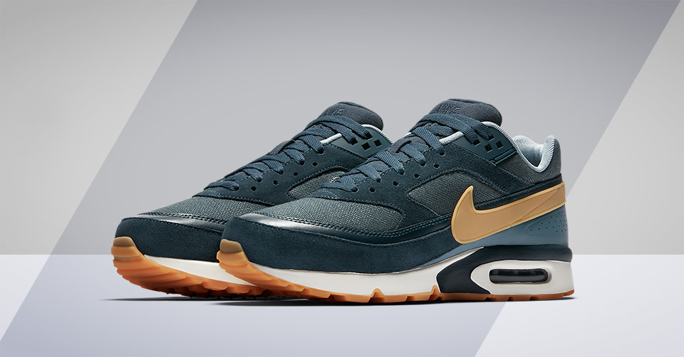 Nike Air Max Bw Premium 819523 401 Armory Navygum