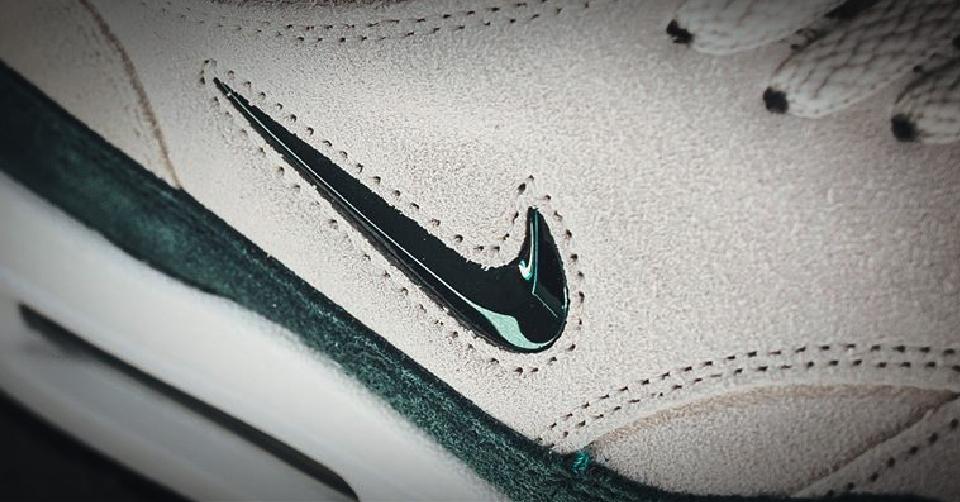 Releasedatum voor de Nike Air Max 1 Premium SC Suede