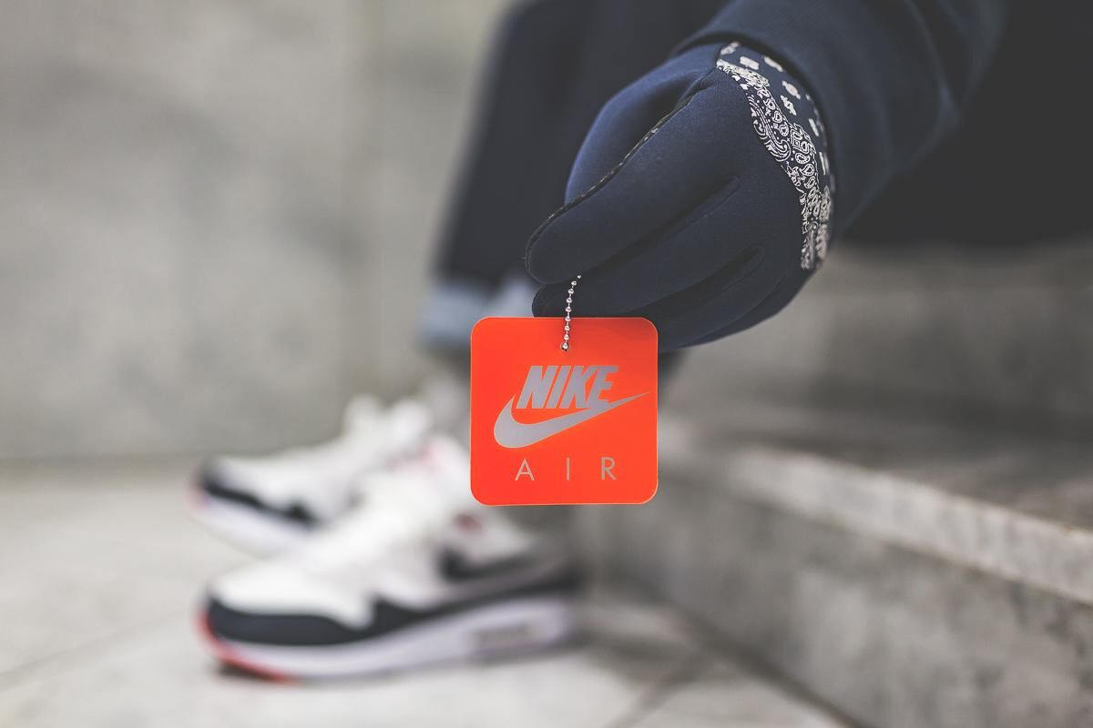 14 december: Nike Air Max 1 OG Anniversary
