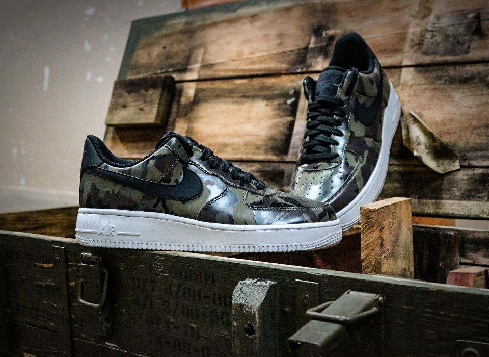 Sneakerjagers - Nike Air Force 1 Low '07 LV8 Camo-4