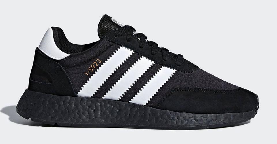 adidas I 5923 Triple Black komt begin 2018 | Sneakerjagers