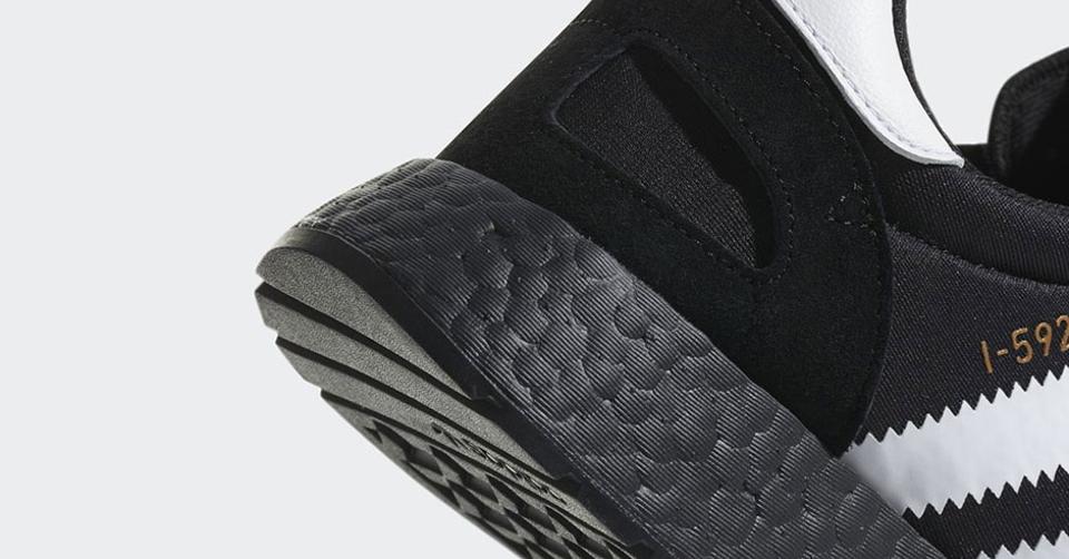 adidas I-5923 Triple Black onderkant
