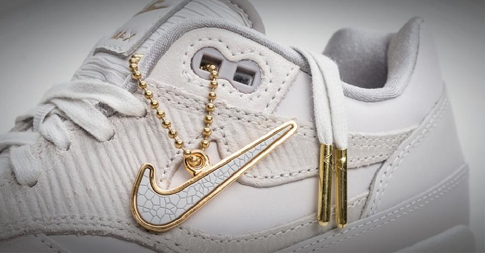 Een nieuwe Nike Air Max 1 Premium en het is een pareltje