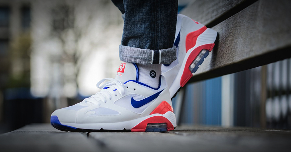 Nike Air 180 Ultramarine | Sneakerjagers