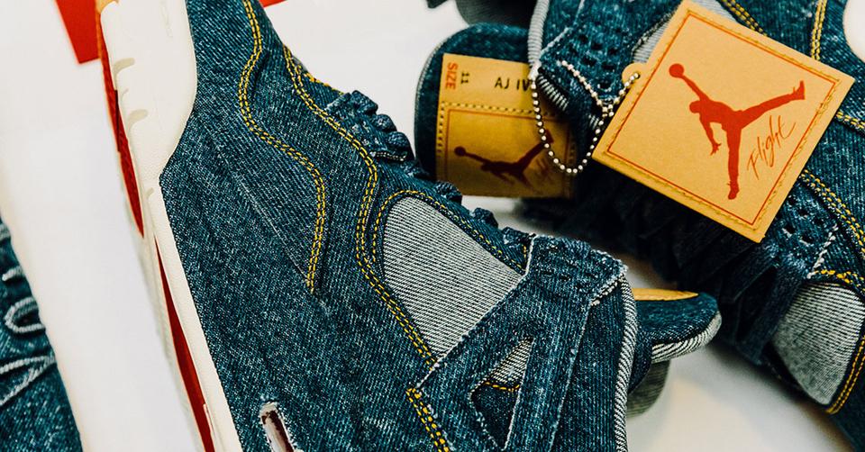 Levi's® x Air Jordan IV