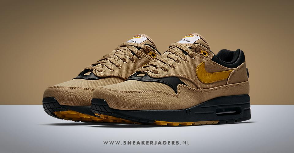 Nike Air Max 1 Canvas
