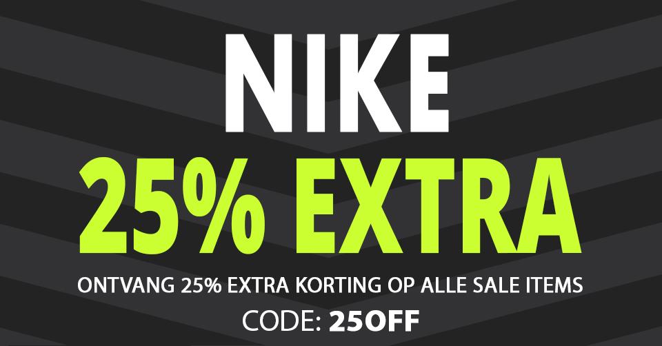 FLASH ⚡ SALE! Korting op korting bij Nike! | Sneakerjagers