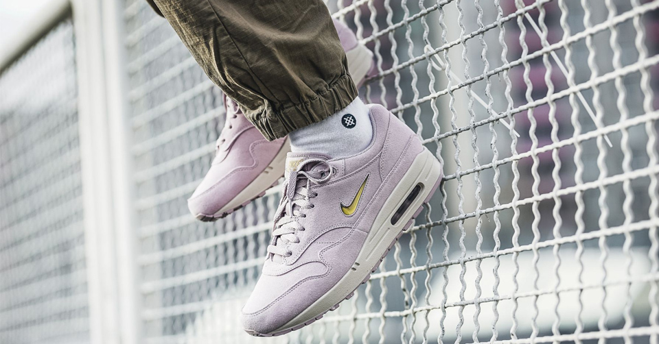 Release: Nike Air Max 1 Premium SC Jewel Particle Rose