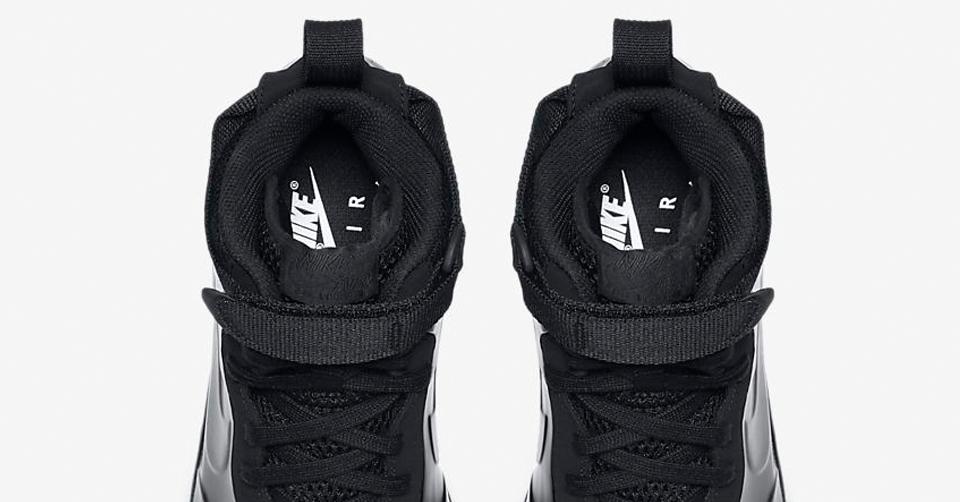 Nike Air Force 1 Foamposite Cupsole: De perfecte zwarte