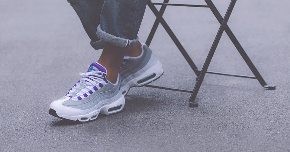 De Nike Air Max 95 'Grape' komt terug | Sneakerjagers