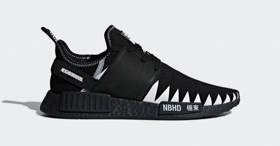 Nieuwe collab van Neighborhood X adidas Originals