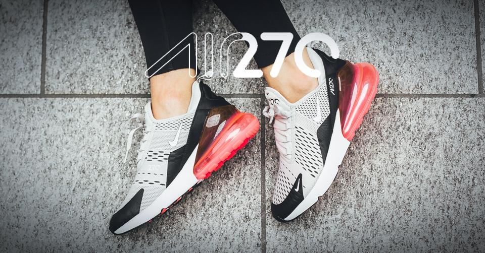 Nieuwe colorways van de Nike Air Max 270!   Sneakerjagers