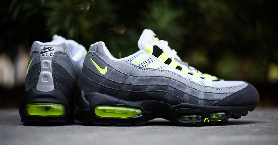 "Retro: Nike Air Max 95 ""Neon"" 