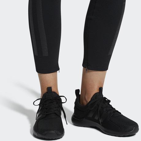 schoenen sneakers dames sale zwart