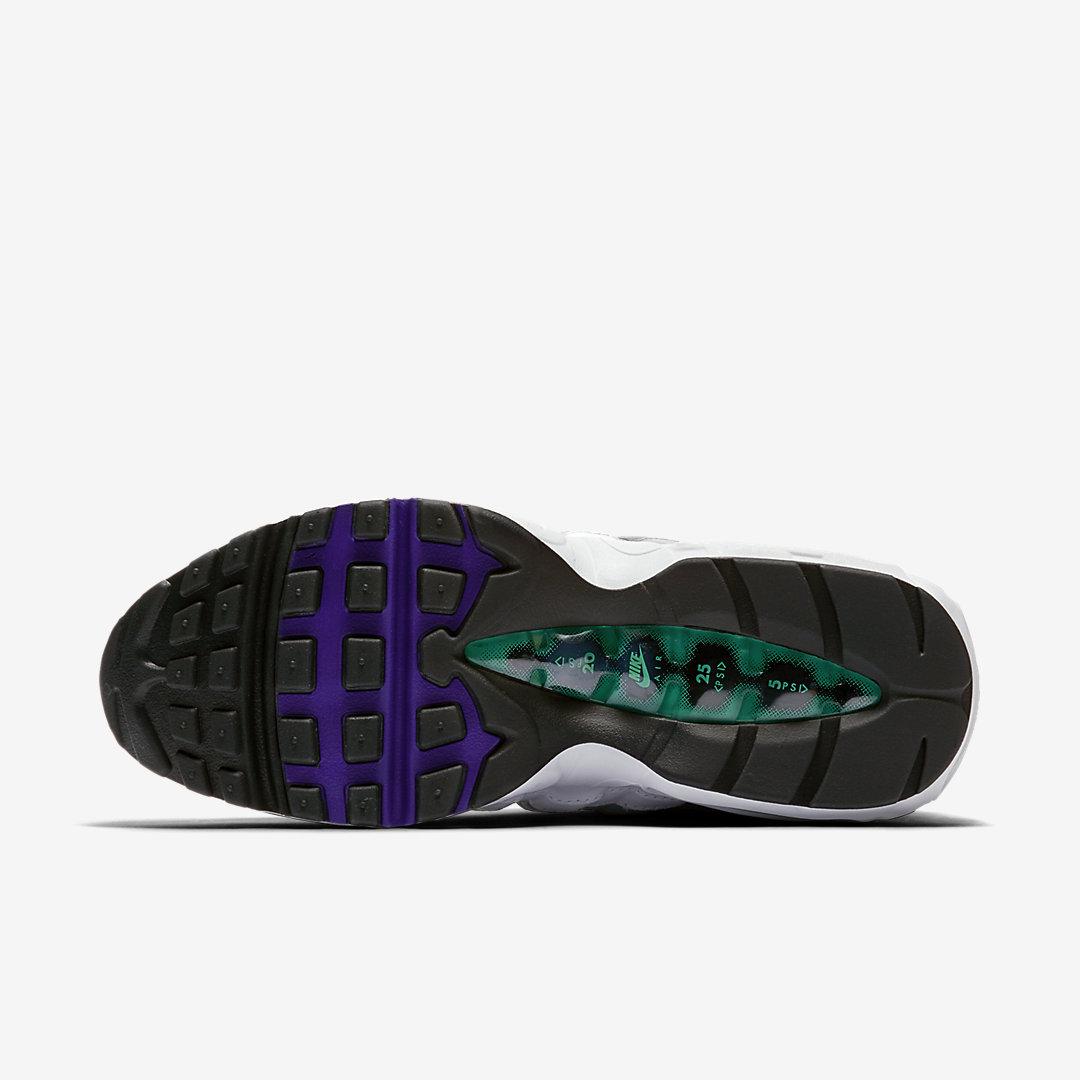 Nike Air Max 95 Grape 307960 109 2018 Release Info