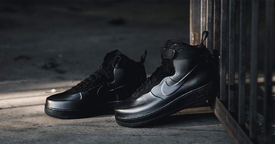 The Nike Air Force 1 Foamposite Cupsole AH6771 002 Is
