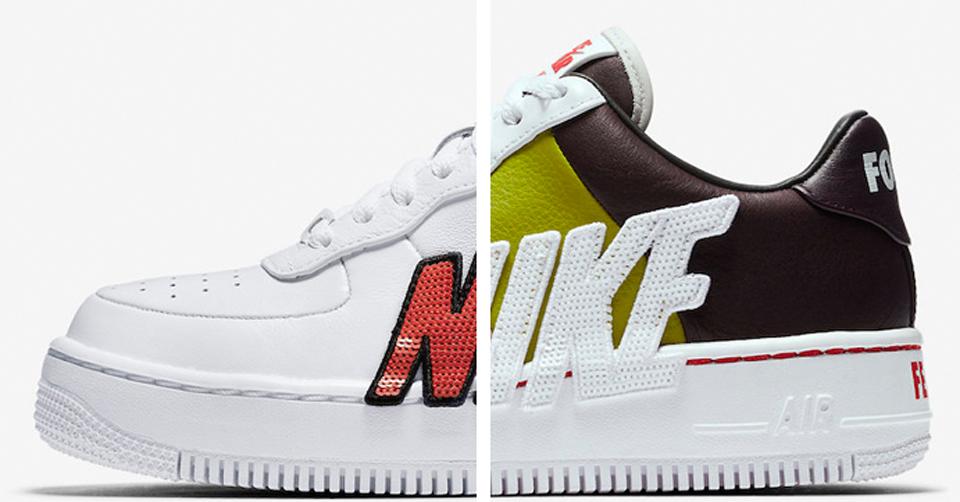 Nike's 'force is female' collectie is een musthave voor elke