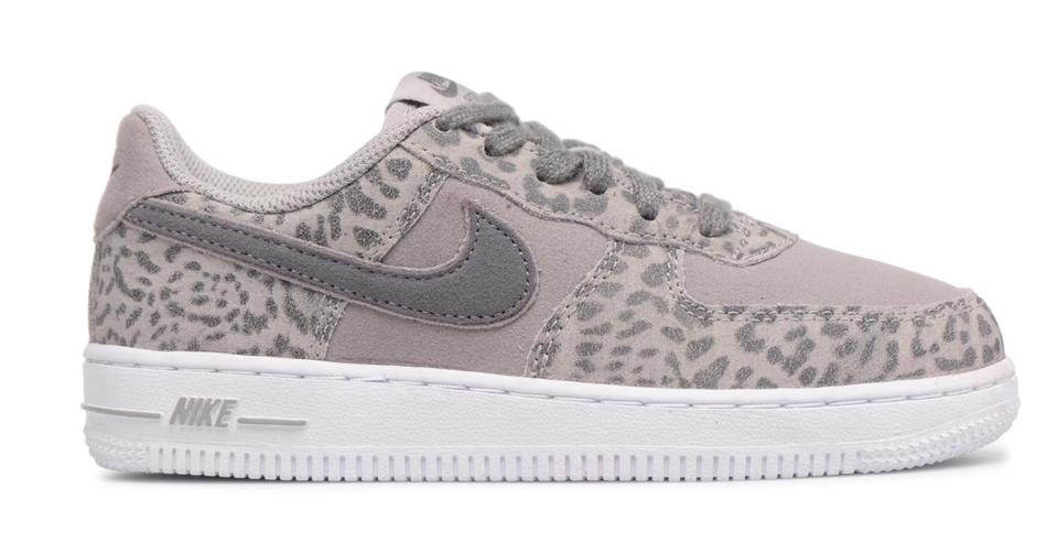 De Nike Air Force Low ''leopard'' pack voor kids | Sneakerjagers