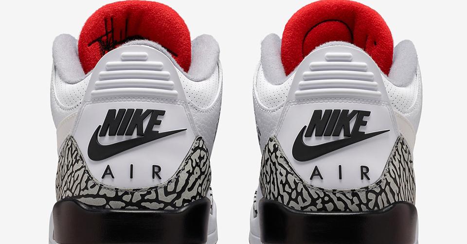 Justin Timberlake x Air Jordan 3