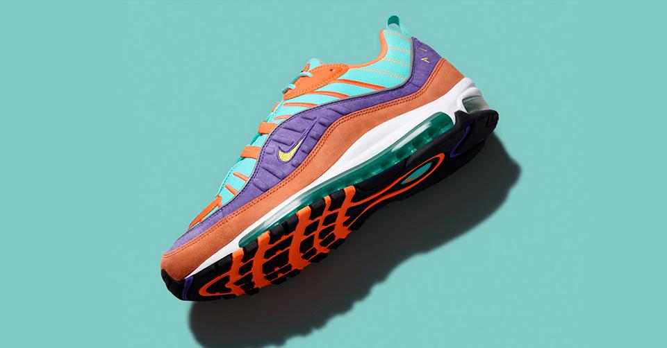 Liefhebber van vrolijke kleuren? Check nu deze Nike Air Max