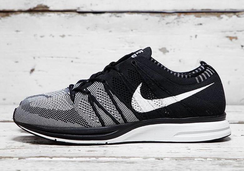 Nike Flyknit Trainer Oreo