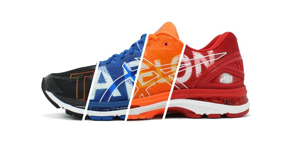 Het ASICS Gel Nimbus 20 Marathon Pack! | Sneakerjagers