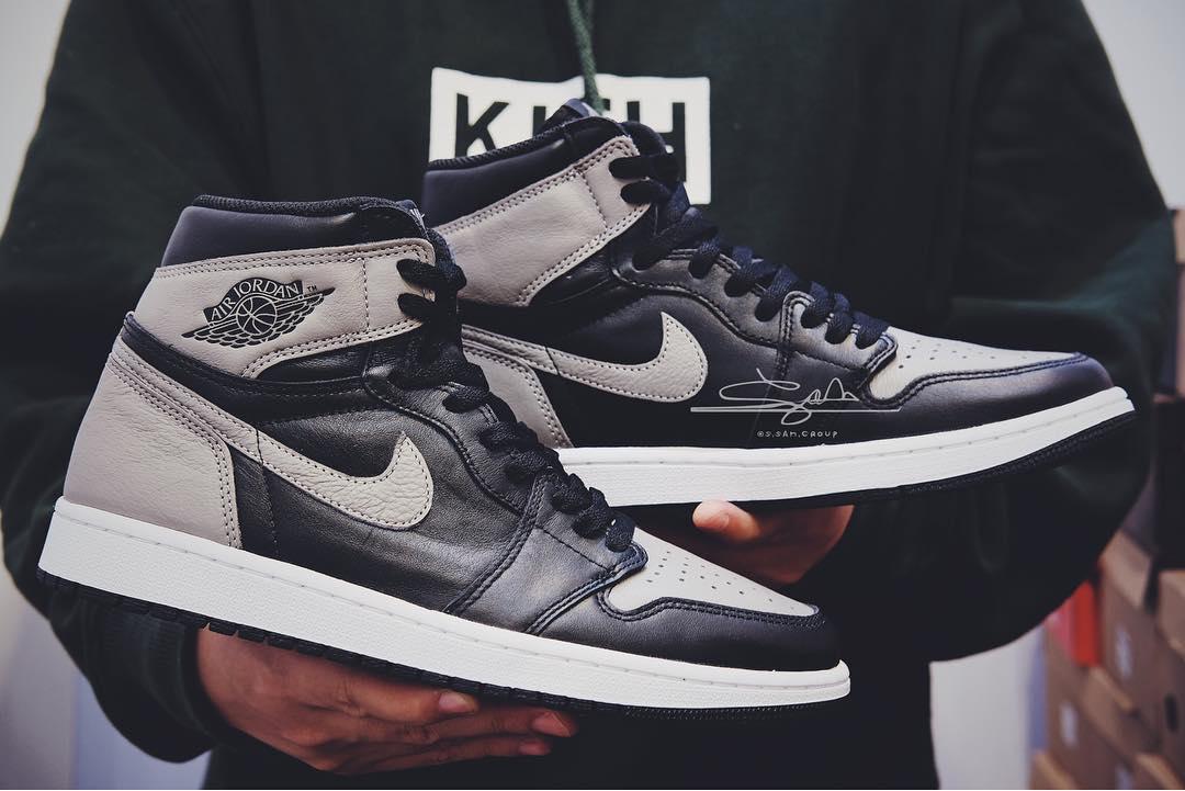 Air Jordan 1 OG 'Shadow'
