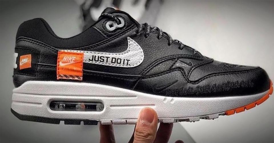 UPDATE: Alle info rond de Nike 'JUST DO IT' collectie op een
