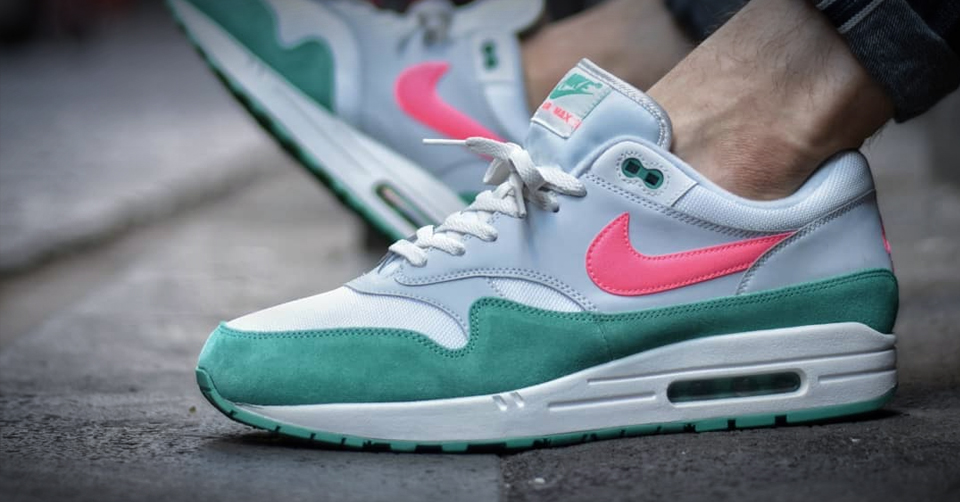 Coming soon! Nike Air Max 1 'Watermelon' ? | Sneakerjagers