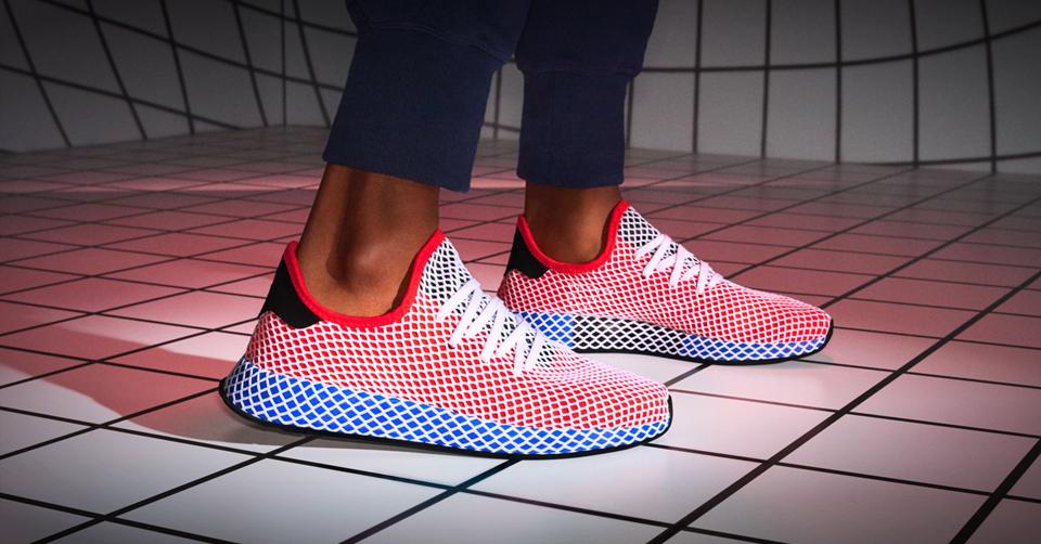 Check hier het nieuwste model van adidas Originals: Deerupt ...