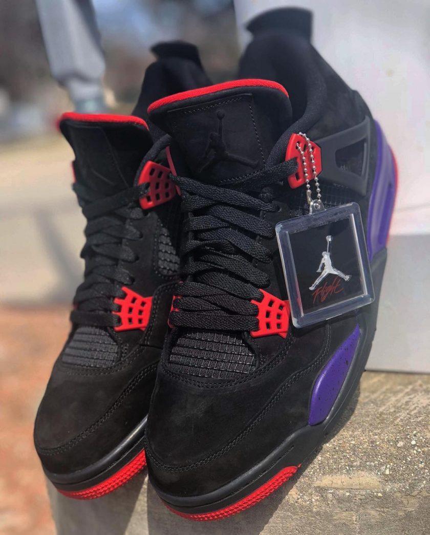 Air Jordan 4 'Raptors'