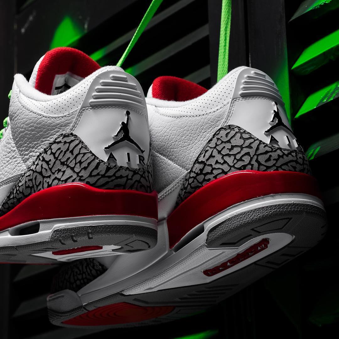 Air Jordan 3 'Katrina'