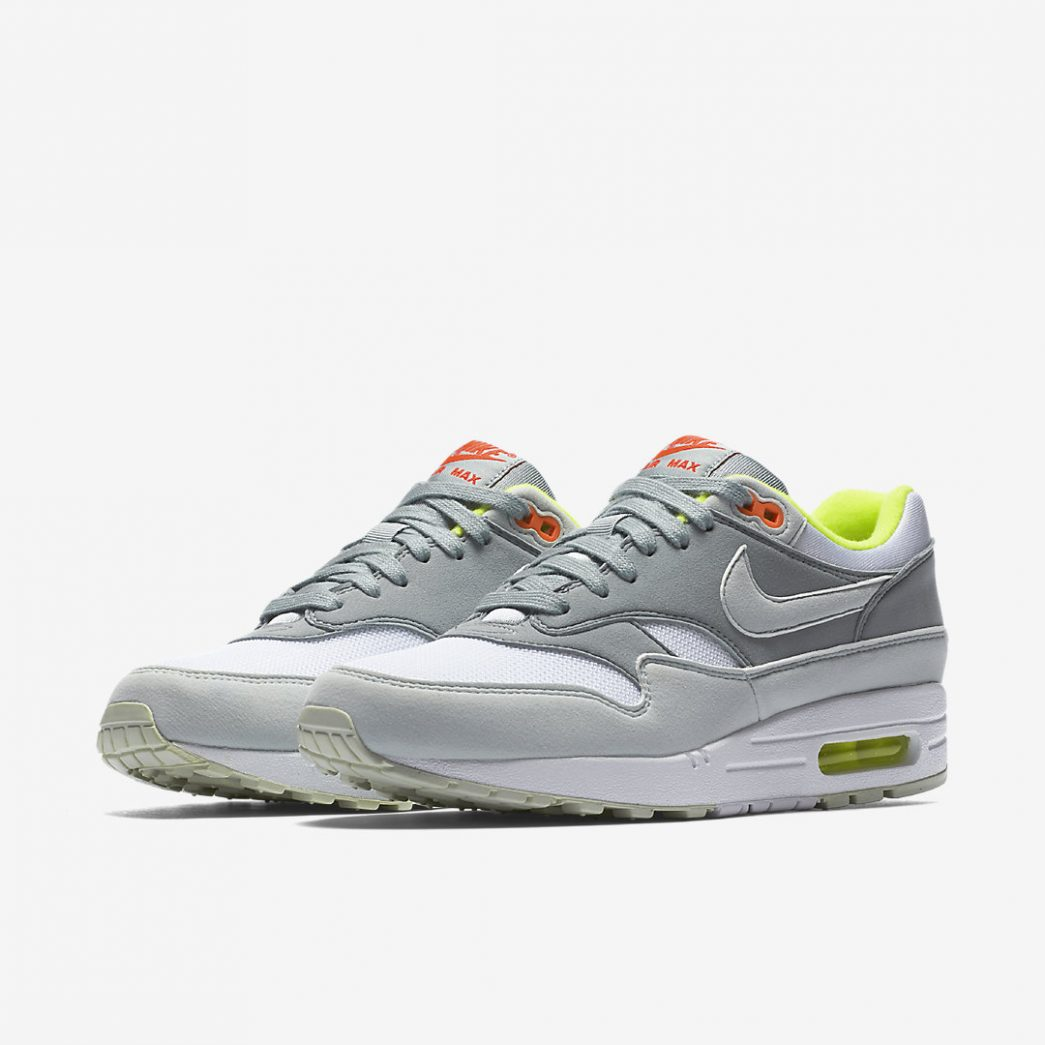 Nike Air Max 1 'Grey Volt'