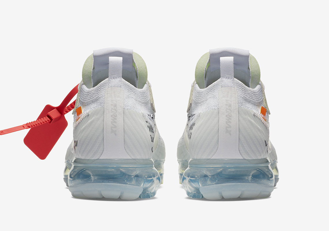 Off-White Nike Air VaporMax