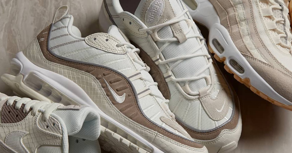 Nike Air Max Exotic Skin pack | Sneakerjagers
