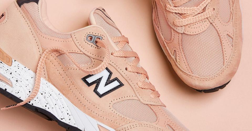 New Balance W991 X Naked - W991nps - Sneakersnstuff   sneakers & streetwear online since 1999