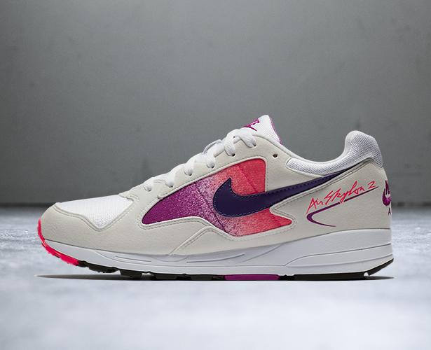 Dames Nike Air Skylon II Schoenen AO4540 100 Wit