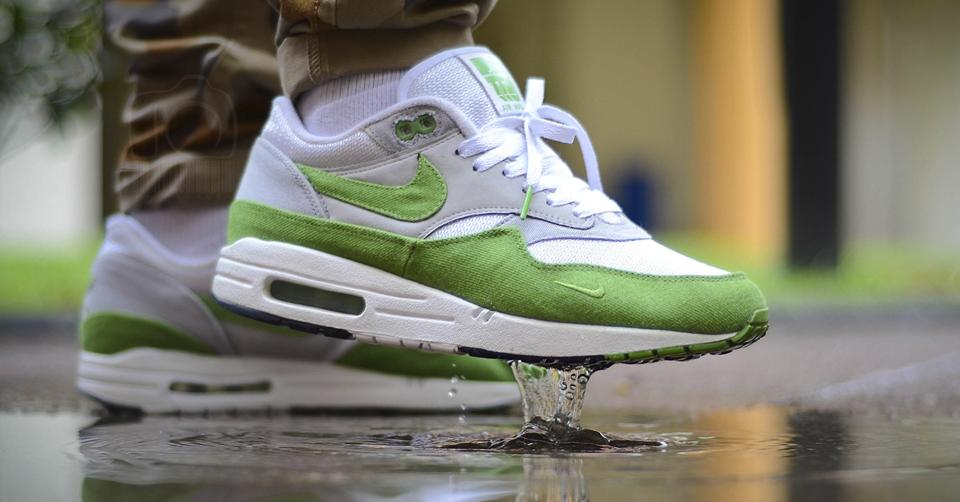 air max one chlorophyll