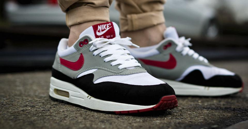 Nike Air Max 1 Safari Pack Chilling Red Shoes