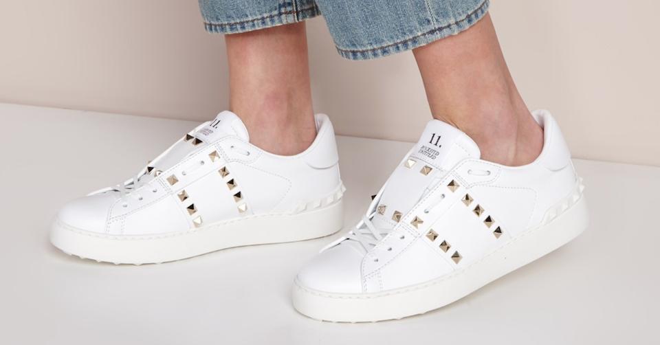 Top 10 Luxury Dames Sneakers bij de Bijenkorf | Sneakerjagers