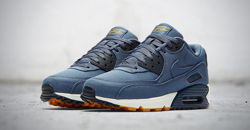 "Nike Komt Deze Zomer Met De Nike Air Max 90 ""Linen Twill"