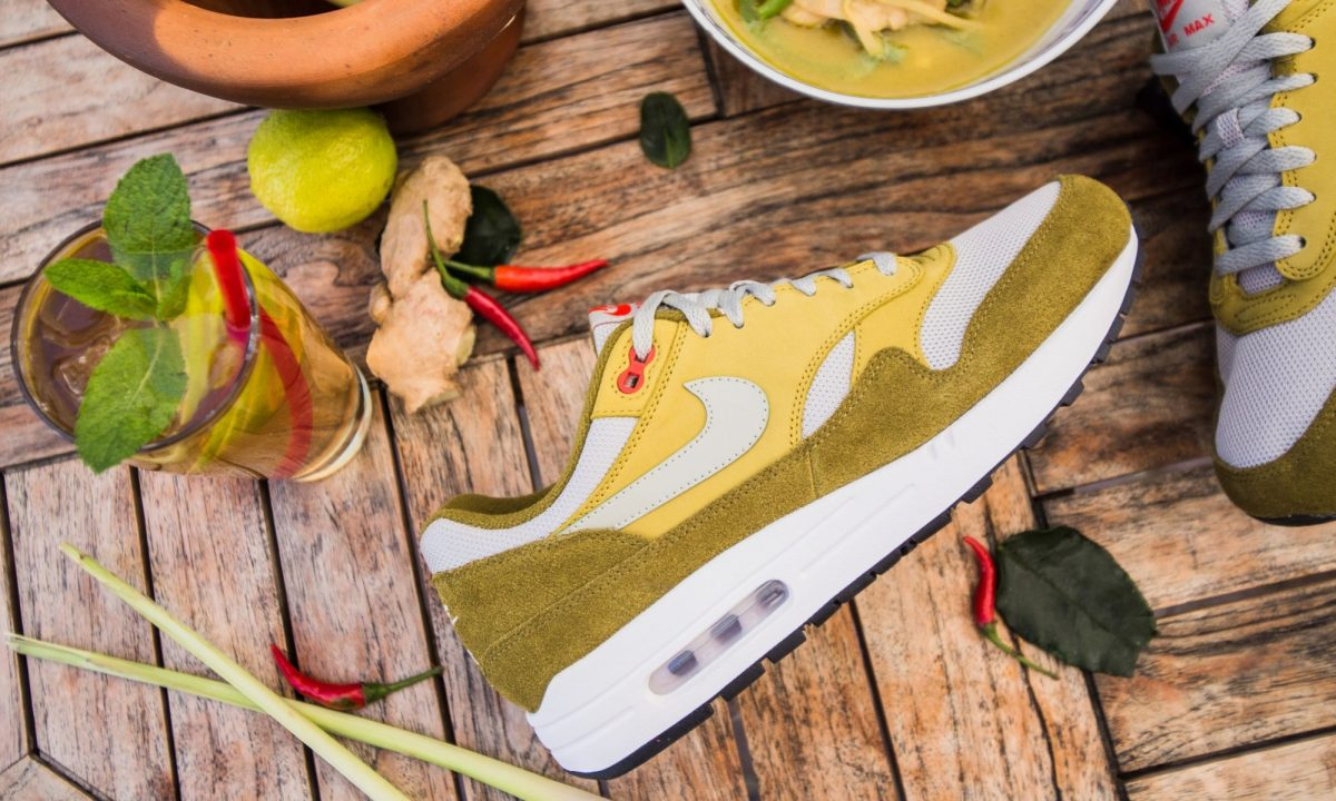 Nike Air Max 1 Premium Retro Dark Curry NWT NWT