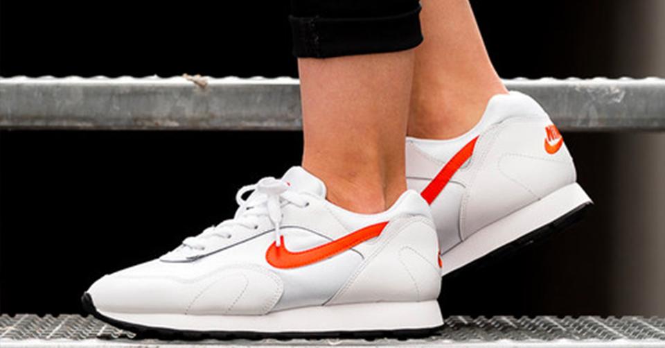 De Nike Outburst nu met een oranje Swoosh | Sneakerjagers