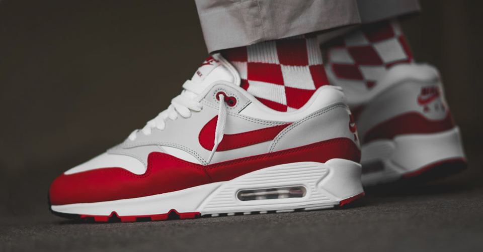 UPDATE: Nieuwe releasedatum Nike Air Max 901 'OG Red